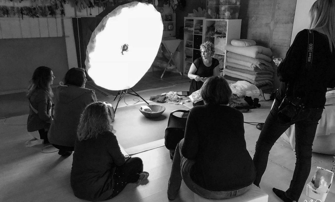 Workshop Neugeborenenfotografie und Schwangerschaftsfotografie